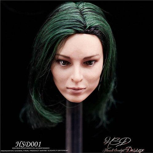 HSD001 Emma Dumont Polaris 1/6 Headsculpt