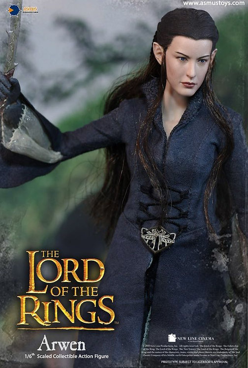 Asmus Toys The Lord of the Rings 1/6 Arwen figure