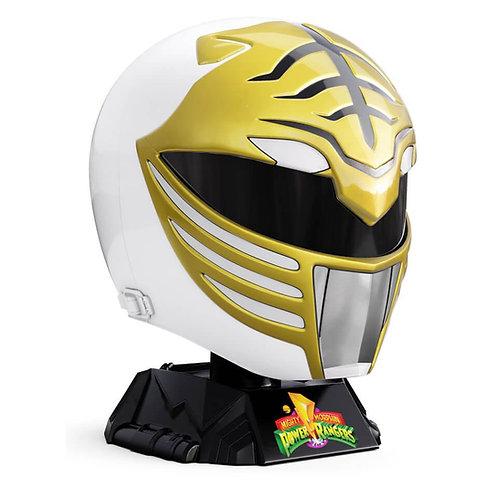 Hasbro Power Rangers Lightning Collection Premium White Ranger Helmet