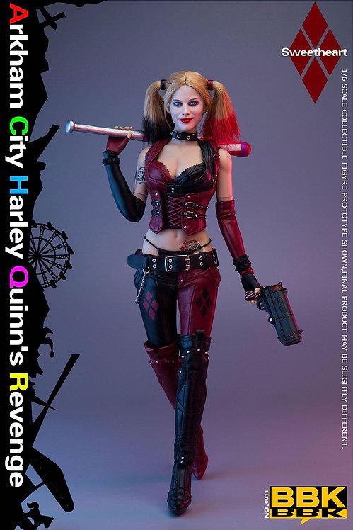 BBK011 Arkham City Harley Quinn's Revenge 1/6 Figure