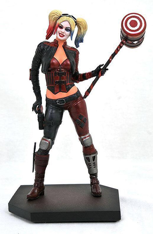 Diamond Select DC Gallery Injustice 2 Harley Quinn Statue