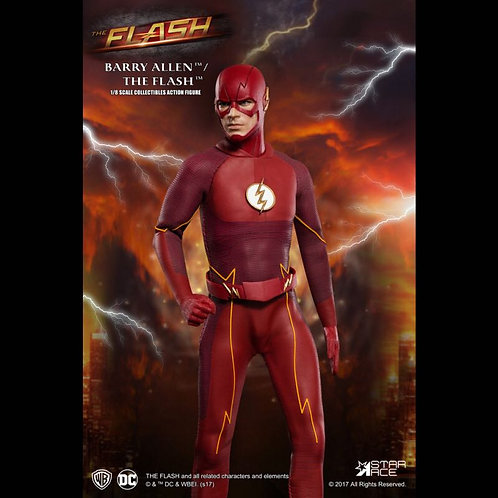 Star Ace Toys SA8003A The Flash DX (Deluxe) Barry Allen 1/8 Figure
