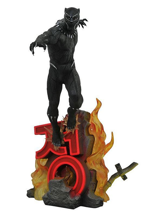Diamond Select Marvel Premier Black Panther Movie Statue