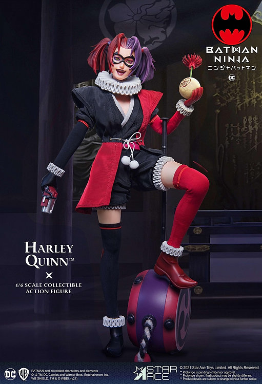 Star Ace Toys SA0101 Harley Quinn DX (Deluxe Ver.) 1/6 Figure