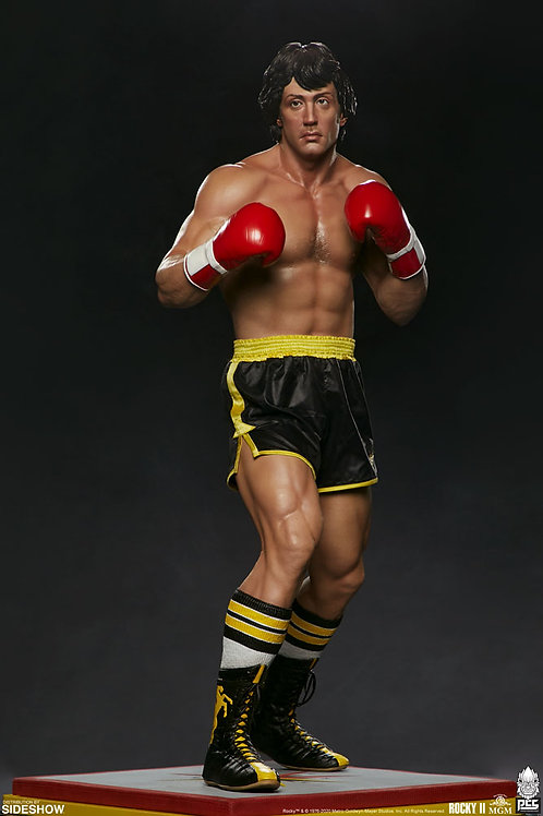 Sideshow Rocky II Statue by PCS Collectibles
