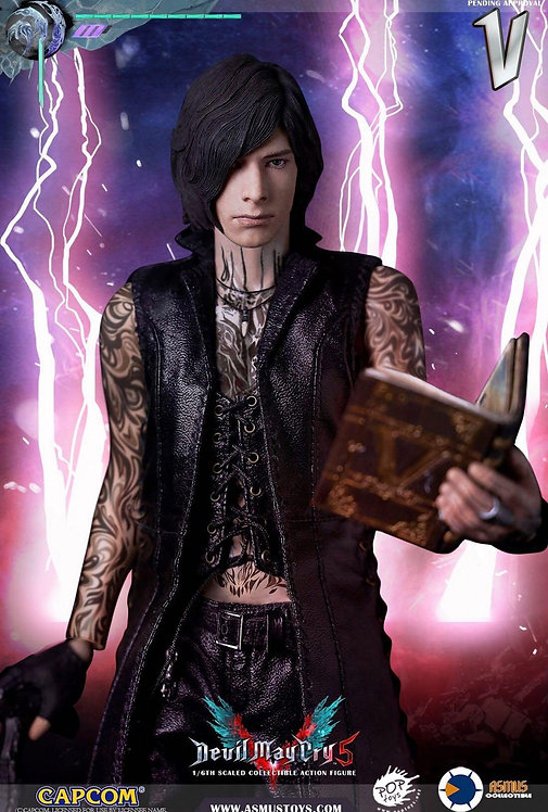 Asmus Toys DMC501 The Devil May Cry Series V 1/6 Figure Standard Edition