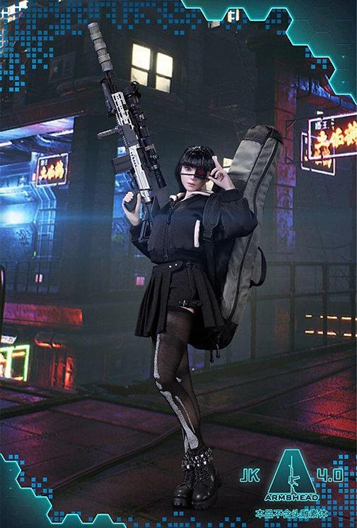 ARMSHEAD JK-04 Senior Sister 4.0 Armed Female Student 1/6 Costume Set