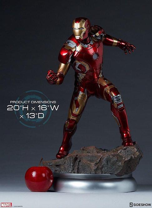 Sideshow Iron Man Mark XLIII Maquette