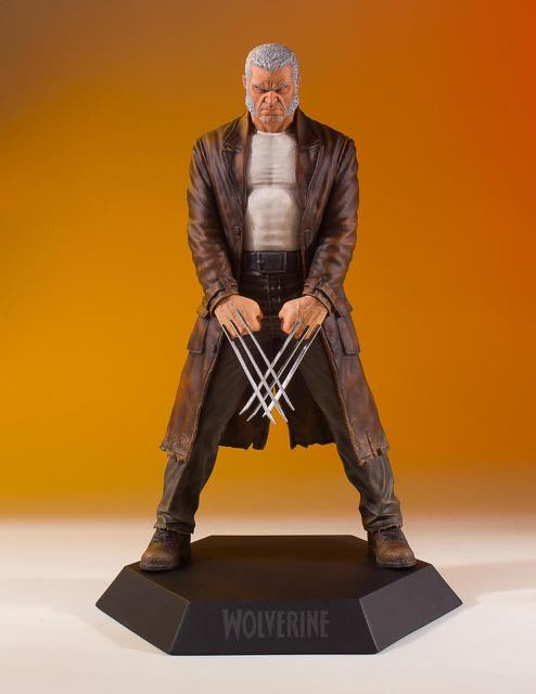 Gentle Giant Wolverine 08 Old Man Logan Collector's Gallery Statue