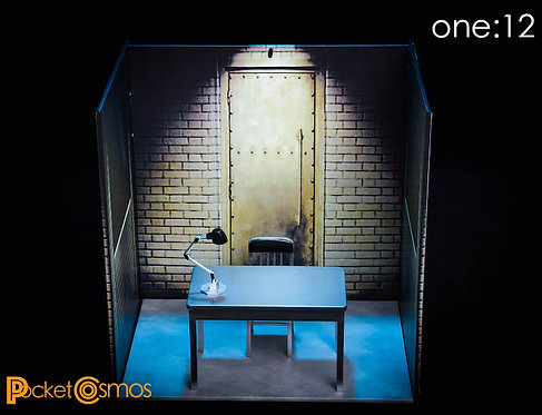 PCTOYS PC006 - 1/12 Interrogation Room