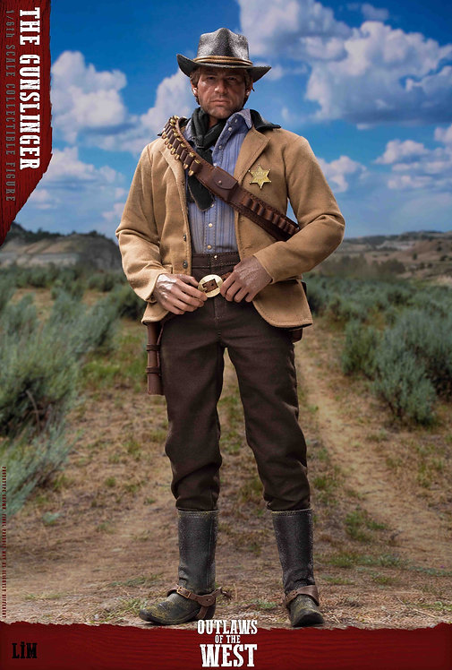 LIMTOYS 008 1/6 The Gunslinger Outlaws of the West figure