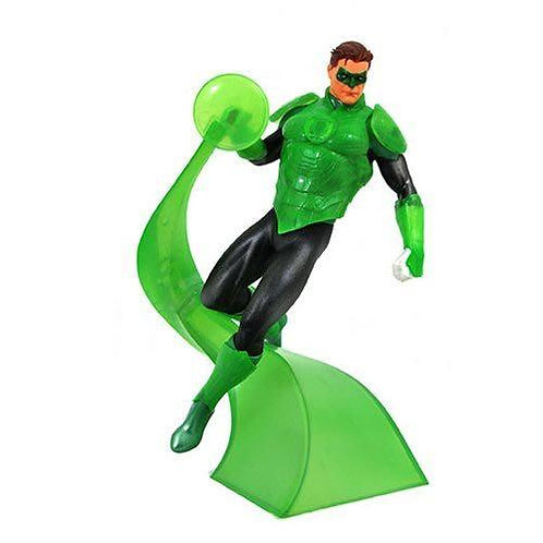 Diamond Select DC Comic Gallery Green Lantern Statue