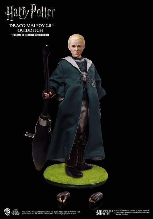 Star Ace Toys SA0019A Draco Malfoy 2.0 (Quidditch version)