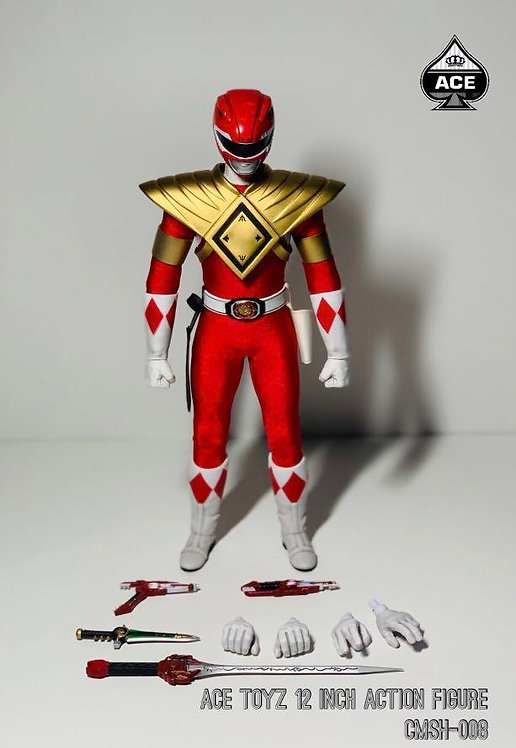 Ace Toyz Golden Red Hero 1/6 Figure