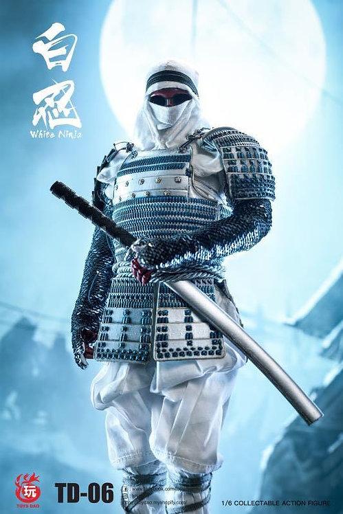 TOYSDAO TD-06 White Ninja 1/6 Figure