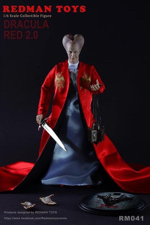Redman Toys RM041 Dracula Red 2.0 1/6 Figure