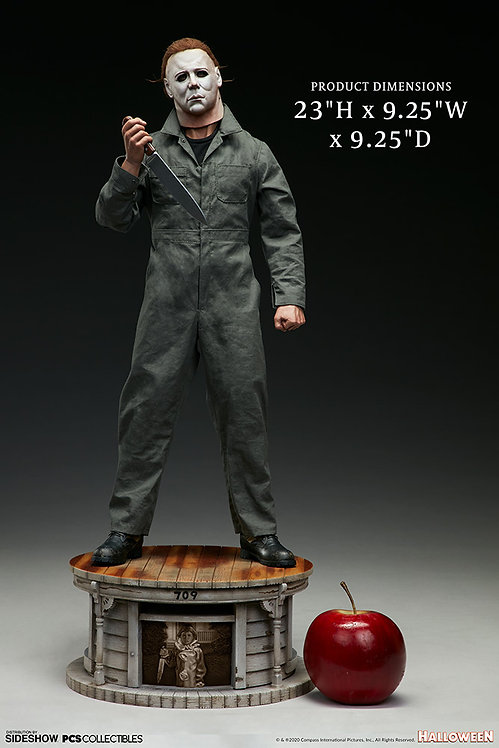 Sideshow Michael Myers 1:4 Scale Statue by PCS Collectibles