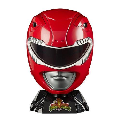 Hasbro Power Rangers Lightning Collection Premium Red Ranger Helmet Prop Replica