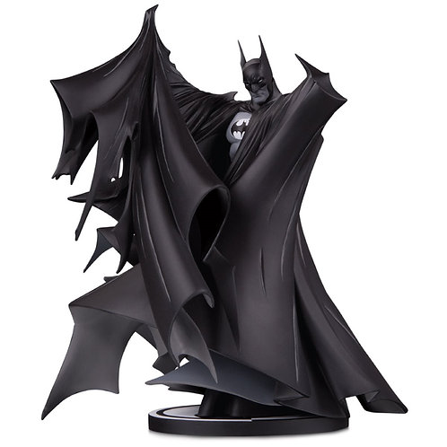 DC Direct Batman Black and White by Todd McFarlane Version 2 Deluxe Statue