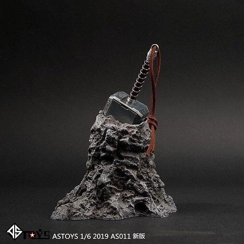 ASTOYS AS011 - 1/6 Thor Hammer