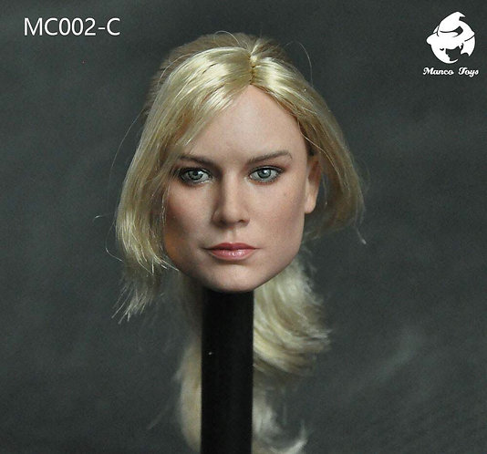 Manco Toys MC002-C Female Headsculpt
