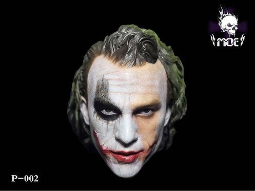 MOETOYS P-001 / P-002 Clown 1/4 Headsculpt