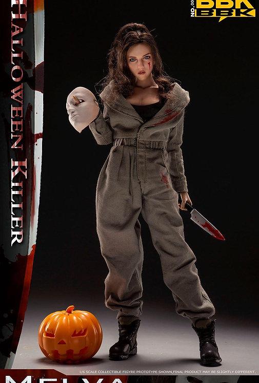 BBK BBK008 Halloween Killer Melva 1/6 Figure
