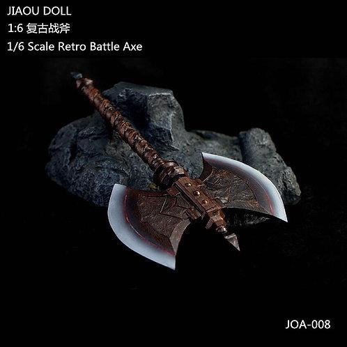 Jiaou JOA-008 1/6 Retro Battle Axe