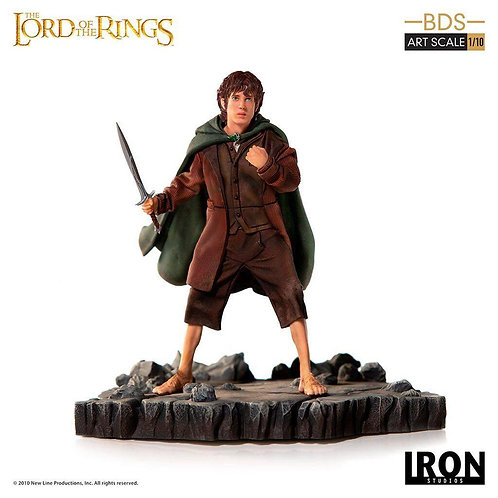 Iron Studios 1/10 scale Lord of the Rings Frodo statue