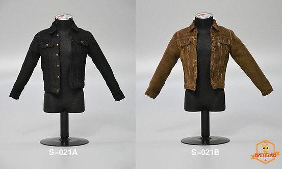 SGTOYS S-021 Men's Casual Jacket Suit 1/6 Costume Set