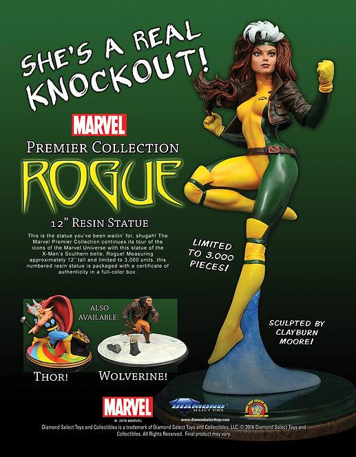 Diamond Select Marvel Premier X-Men Rogue Statue