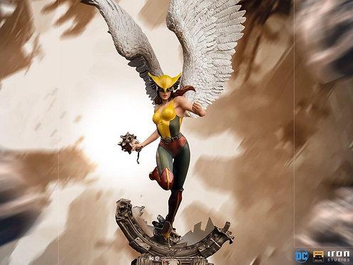 Iron Studios Hawkgirl Deluxe Art Scale 1/10 - DC Comics