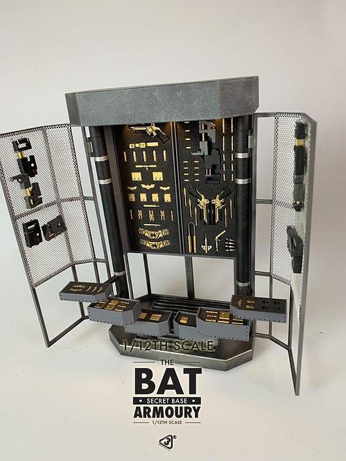 2GOODCO 1/12 The Bat Secret Base Armoury