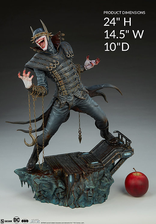 Sideshow Batman Who Laughs Premium Format Figure