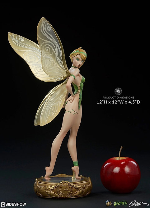 Sideshow J. Scott Campbell's Fairytale Fantasies Collection - Tinkerbell Statue