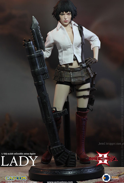 Asmus Toys DMC302 Devil May Cry 3 Lady