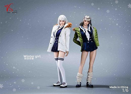 VSTOYS 21XG69 Winter Girl 1/6 Costume Set