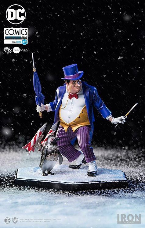 Iron Studios 1/10 Art Scale Penguin normal ver statue