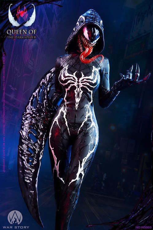 War Story WS006B 1/6 Queen of the Dark Spider (Deluxe)
