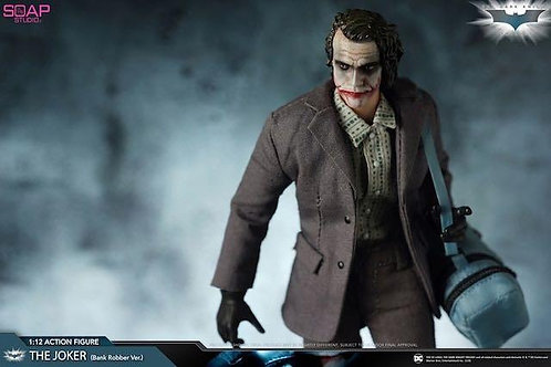 Soap Studio 1/12 The Joker (Bank Robber Ver)
