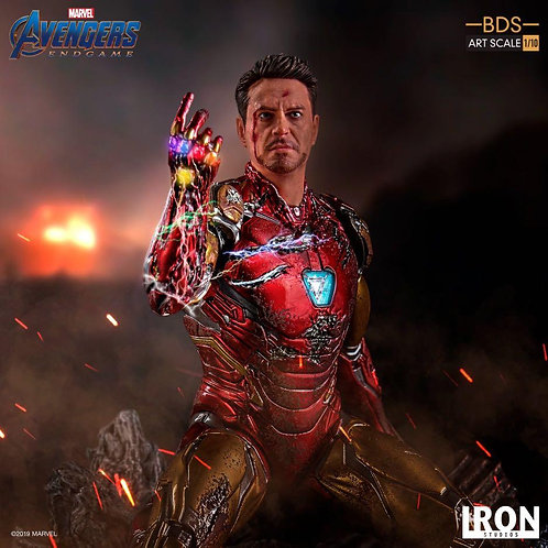 Iron Studios I Am Iron Man BDS Art Scale 1/10 - Avengers: Endgame