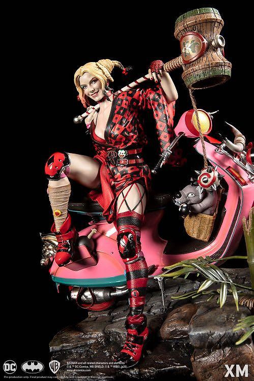 XM Studios Harley Quinn Samurai Series 1/4 Statue