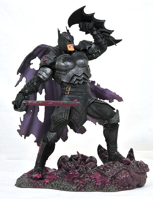 Diamond Select DC Gallery Comic Dark Nights: Metal Batman Statue