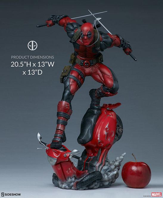 Sideshow Deadpool Premium Format Statue