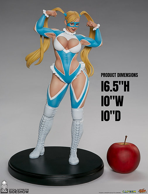 Sideshow R. Mika 1:4 Scale Statue by PCS Collectibles