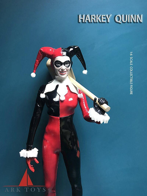 Ark Toys AT01 Harley Quinn 1/6 Clown Suit