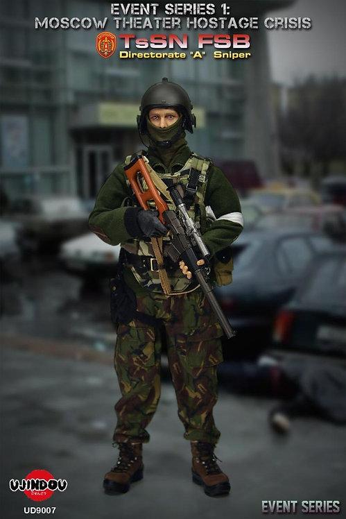 UJINDOU UD9007 Event Series 1: MOSCOW Theatre Hostage Crisis TSSN FSB Directorat