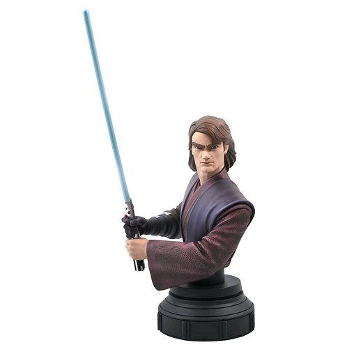 Gentle Giant Star Wars Clone Wars Anakin Skywalker 1:7 Scale Bust
