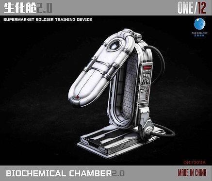FIVETOYS F2011A/B 1:12 Biochemical Chamber 2.0
