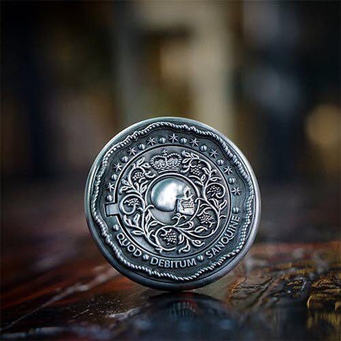 Lineage Studios - John Wick 2 Blood Oath Marker Luxury Replica Pin